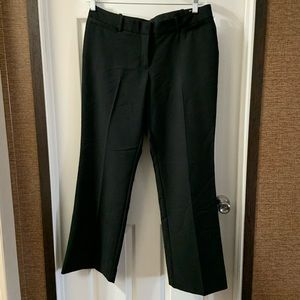 Worthington Black Curvy Fit Dress Pants size 12P